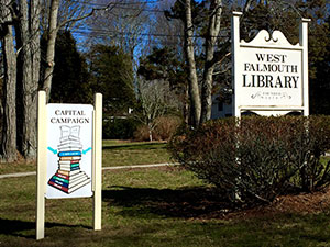 West Falmouth Library Capital Campaign