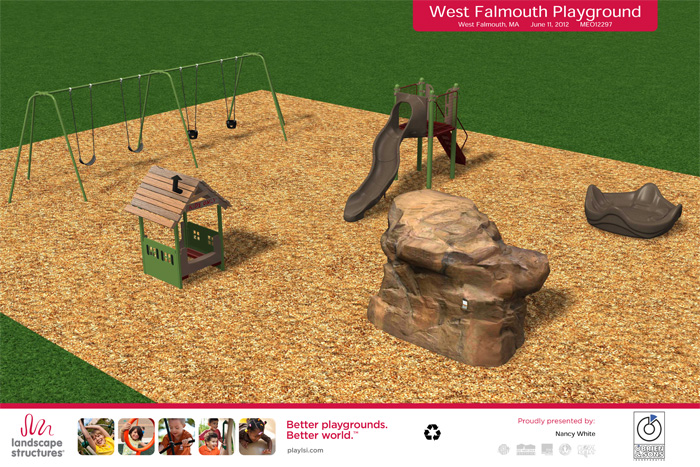 West Falmouth Playground